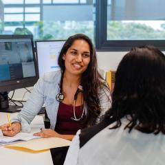 Student led clinic