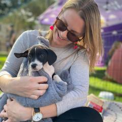 Paws for Mental Health - Puppies on Campus!
