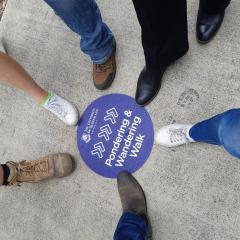 Sustainability walk