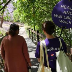 Health and Wellbeing Walk