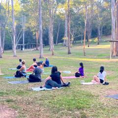 Uni Mental Health Day: Morning Mindfulness Yoga